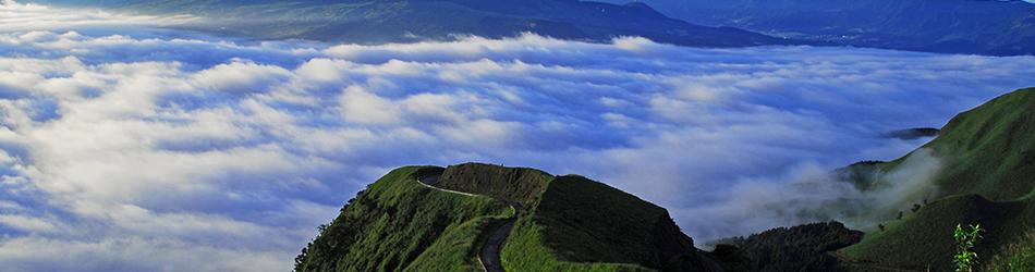 阿蘇ラピュタの雲海